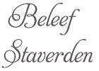 Staverden, de kleinste stad van Nederland