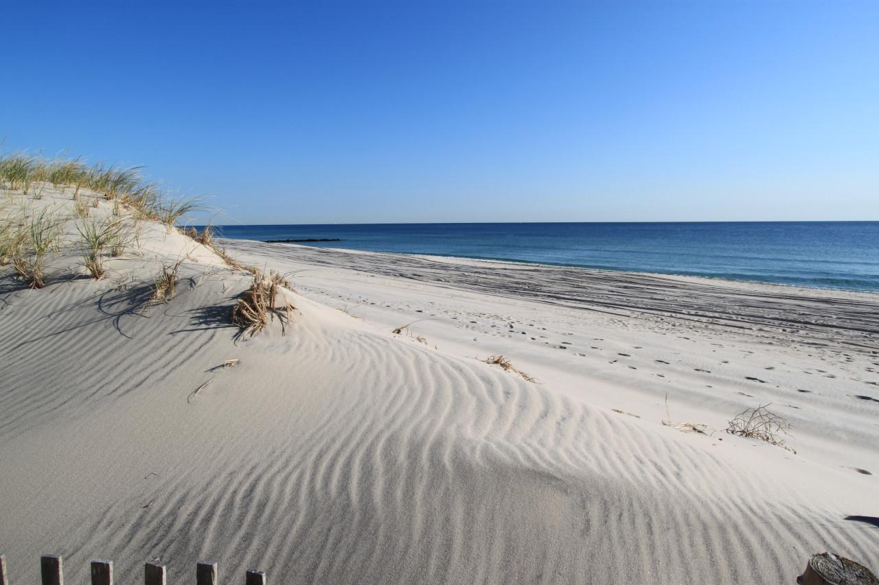 Foto van een van de stranden rond Ermelo